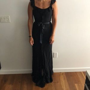 Rickie freeman Teri Jon evening gown